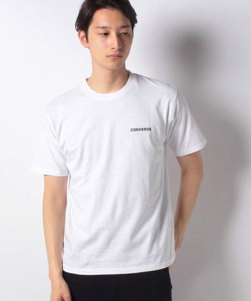 MARUKAWA(マルカワ)/【CONVERSE】コンバース ワンポイント 半袖Tシャツ/0112280937_img06