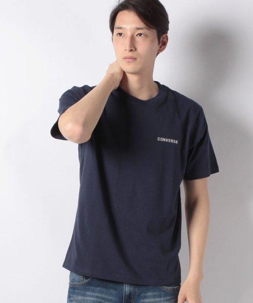 MARUKAWA(マルカワ)/【CONVERSE】コンバース ワンポイント 半袖Tシャツ/0112280937_img08