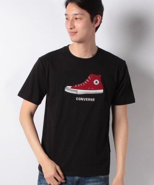 MARUKAWA(マルカワ)/【CONVERSE】コンバース シューズサガラ刺繍 半袖Tシャツ/0112280939_img07