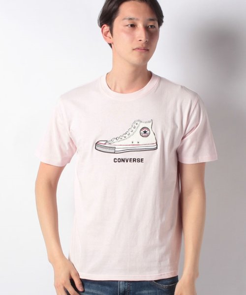 MARUKAWA(マルカワ)/【CONVERSE】コンバース シューズサガラ刺繍 半袖Tシャツ/0112280939_img08