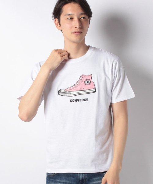 MARUKAWA(マルカワ)/【CONVERSE】コンバース シューズサガラ刺繍 半袖Tシャツ/0112280939_img09