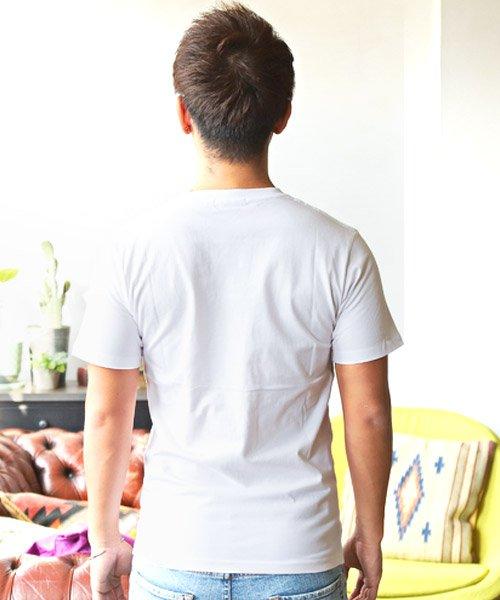 LUXSTYLE(ラグスタイル)/Surferロゴプリント半袖Tシャツ/pm-8179_img01