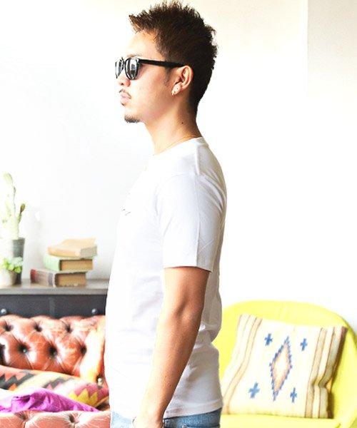 LUXSTYLE(ラグスタイル)/Surferロゴプリント半袖Tシャツ/pm-8179_img02