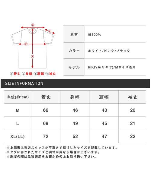 LUXSTYLE(ラグスタイル)/Surferロゴプリント半袖Tシャツ/pm-8179_img15