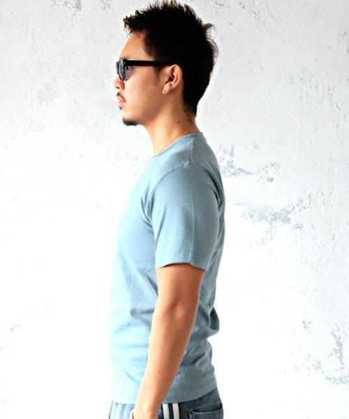 LUXSTYLE(ラグスタイル)/Californiaロゴプリント半袖Tシャツ/pm-8180_img02