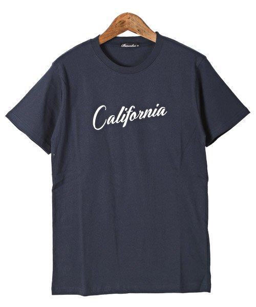 LUXSTYLE(ラグスタイル)/Californiaロゴプリント半袖Tシャツ/pm-8180_img07