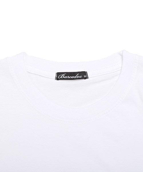 LUXSTYLE(ラグスタイル)/Californiaロゴプリント半袖Tシャツ/pm-8180_img09