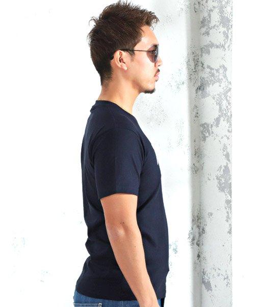LUXSTYLE(ラグスタイル)/THUMPSロゴプリント半袖Tシャツ/pm-8189_img02