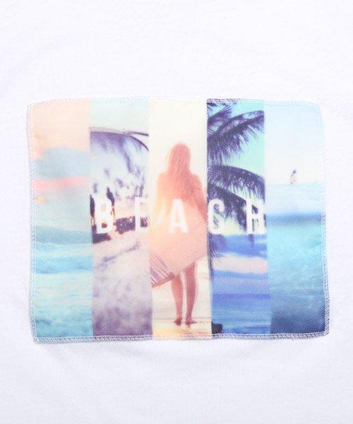 LUXSTYLE(ラグスタイル)/3D加工サマービーチフォトプリント半袖Tシャツ/pm-8223_img09