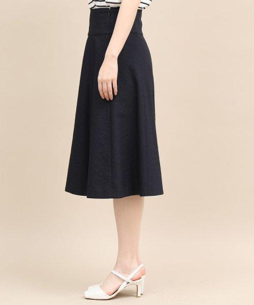 ROPE' mademoiselle(ロペ マドモアゼル)/ハイウエストパネルサーキュラースカート/GWC29060_img03
