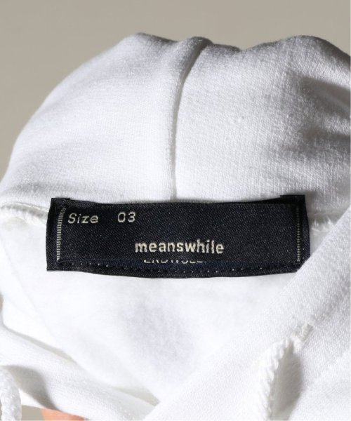 JOURNAL STANDARD relume Men's(ジャーナルスタンダード レリューム メンズ)/MEANSWHILE/ミーンズワイル  HiddenPrintParka x RayMasaki/19070465003510_img13