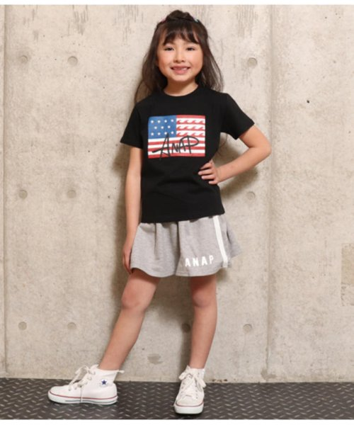 ANAP KIDS(アナップキッズ)/USAフラッグプリントTEE/0437700016_img04