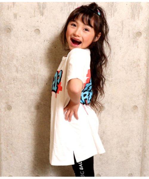 ANAP KIDS(アナップキッズ)/グラフィティプリントBIG-Tシャツ/0437800021_img05