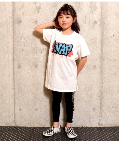 ANAP KIDS(アナップキッズ)/グラフィティプリントBIG-Tシャツ/0437800021_img06