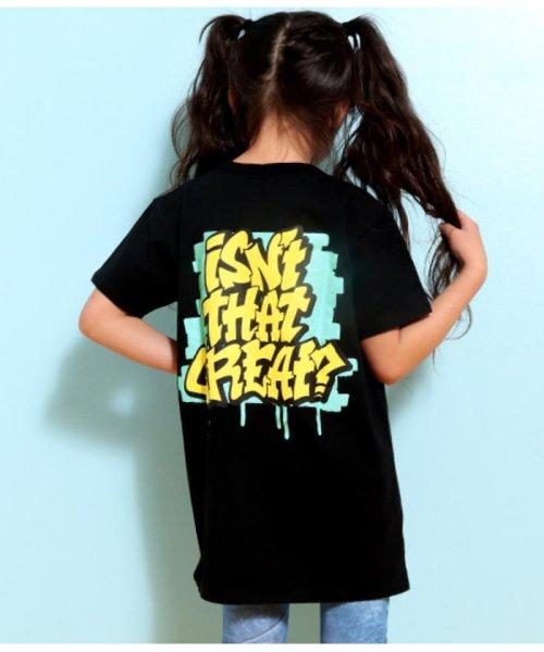 ANAP KIDS(アナップキッズ)/グラフィティプリントBIG-Tシャツ/0437800021_img08