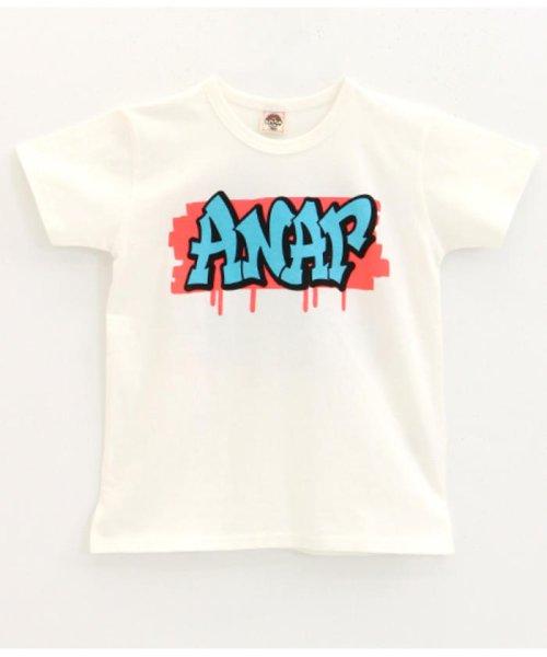 ANAP KIDS(アナップキッズ)/グラフィティプリントBIG-Tシャツ/0437800021_img15