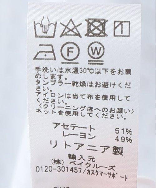 JOURNAL STANDARD relume(ジャーナルスタンダード レリューム)/【SAMUJI(サムイ)】Wendell Shirt:シャツ/19050463002010_img13