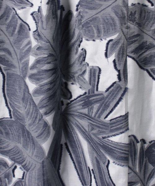 VICE VERSA(バイス バーサ)/【セットアップ対応】DUTEL リーフ柄カットジャカード スカート/224465_img05