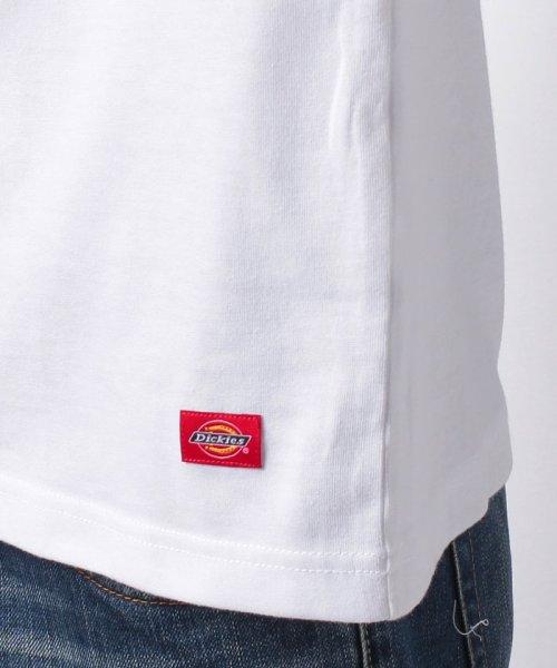 MARUKAWA(マルカワ)/【別注】【Dickies】ディッキーズ アイコンロゴ 半袖Tシャツ/0111590057_img04
