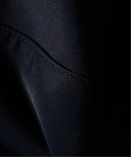 JOURNAL STANDARD relume Men's(ジャーナルスタンダード レリューム メンズ)/【ALTORITMO】 ツイルストレッチ ステンカラーコート/19020464000010_img46