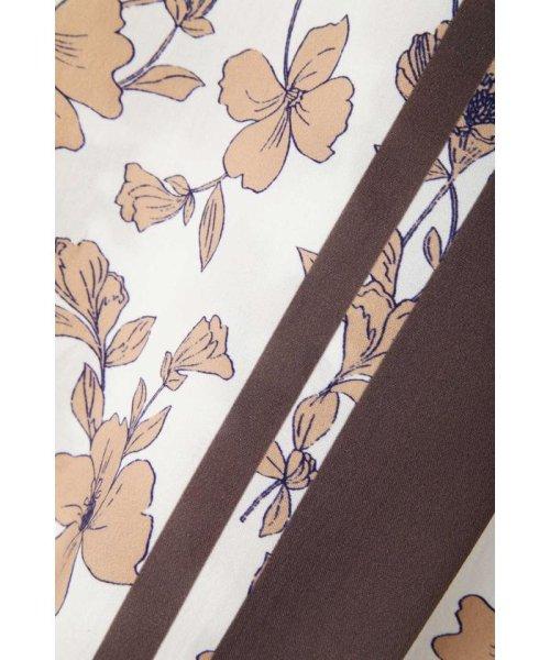 NATURAL BEAUTY(ナチュラル ビューティー)/◆[ウォッシャブル]スカーフエッジフラワースカート/0189120507_img04