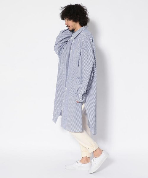 GARDEN(ガーデン)/Whowhat/フーワット/5XL SHIRTS L/S LONG/5XL ロングスリーブシャツ/25019108-85_img01