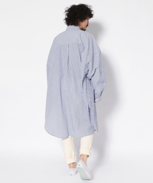 GARDEN(ガーデン)/Whowhat/フーワット/5XL SHIRTS L/S LONG/5XL ロングスリーブシャツ/25019108-85_img02
