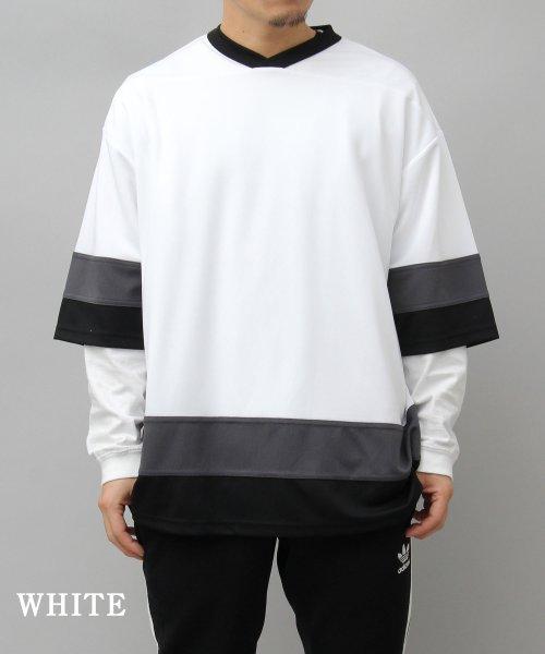 AMS SELECT(エーエムエスセレクト)/【UnitedAthle/ユナイテッドアスレ】4.1オンスドライホッケービッグTシャツ/速乾Tシャツ/CAB-A018_img08