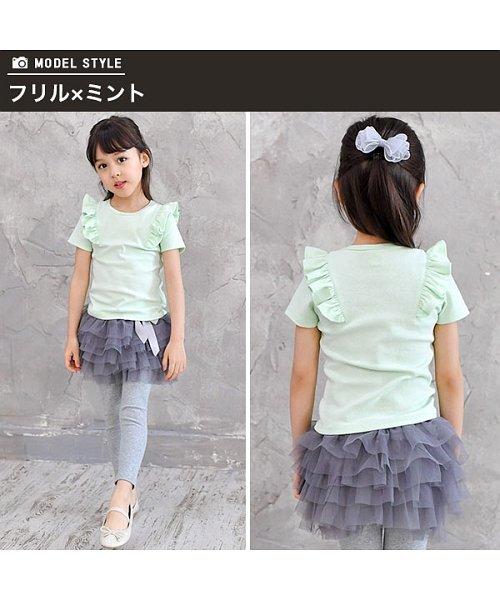 子供服Bee(子供服Bee)/6タイプから選べる半袖Tシャツ/tbb00007_img08