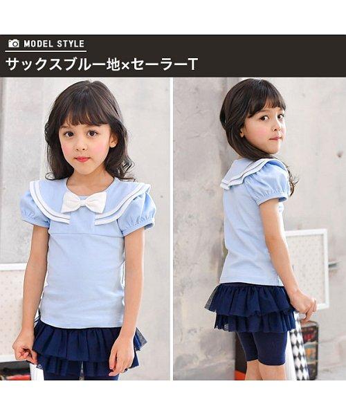 子供服Bee(子供服Bee)/6タイプから選べる半袖Tシャツ/tbb00007_img12