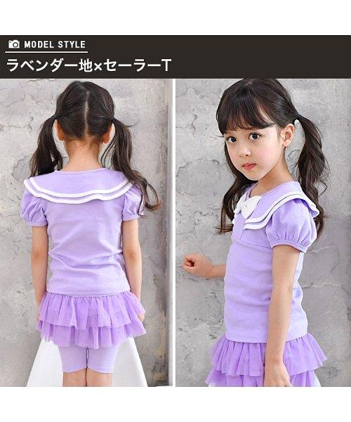 子供服Bee(子供服Bee)/6タイプから選べる半袖Tシャツ/tbb00007_img13