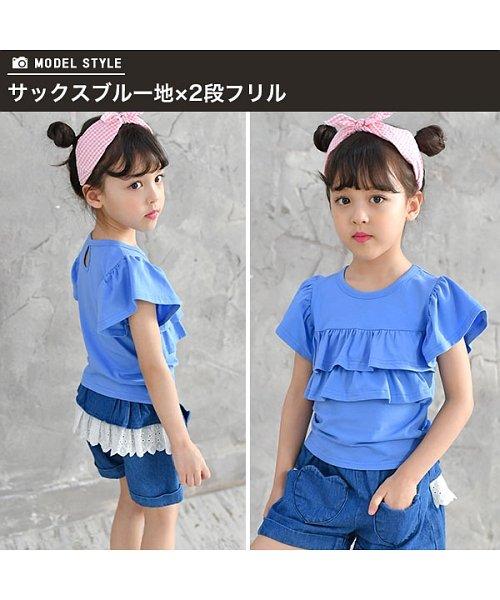 子供服Bee(子供服Bee)/6タイプから選べる半袖Tシャツ/tbb00007_img16