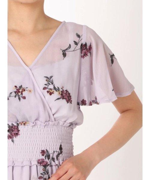 MERCURYDUO(マーキュリーデュオ)/楊柳刺繍イレヘムワンピース/001930301101_img06