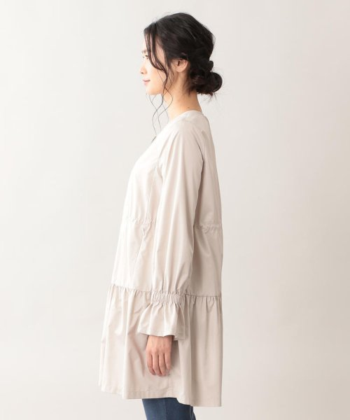 TO BE CHIC(トゥービーシック)/【はっ水】高密度タフタロングコート/W5A90166--_img04