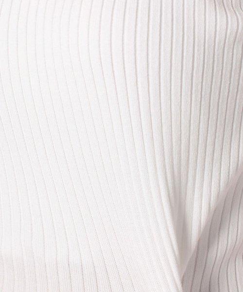 Rirandture(リランドチュール)/【美人百花5月号掲載】アシメネックリブニット/89154590_img13