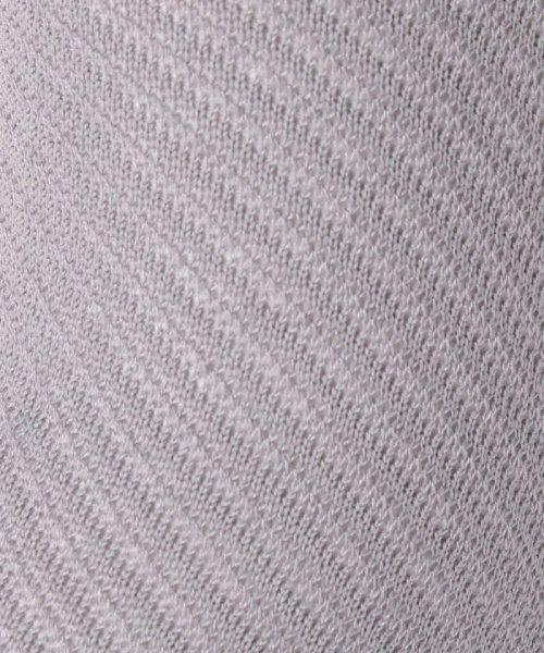 moisok(moisok)/光沢綿使用 レジメンタル柄ソックス/525346_img01