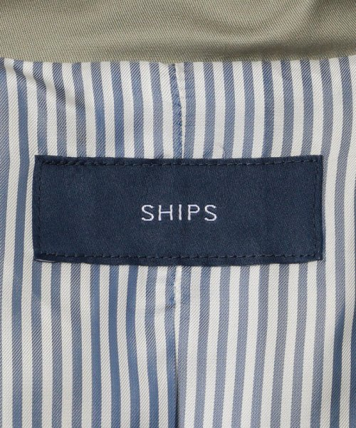 SHIPS WOMEN(シップス ウィメン)/スタンドカラートレンチコート/314110406_img21
