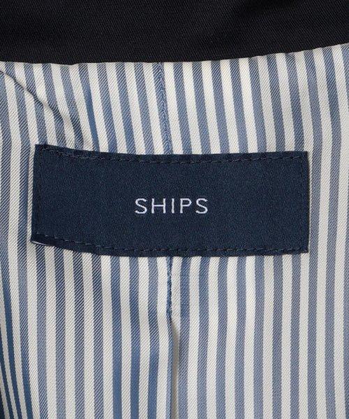 SHIPS WOMEN(シップス ウィメン)/スタンドカラートレンチコート/314110406_img23