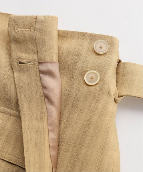 SLOBE IENA(スローブ イエナ)/ERIKA CAVALLINI ラップスカート/19060913004210_img15