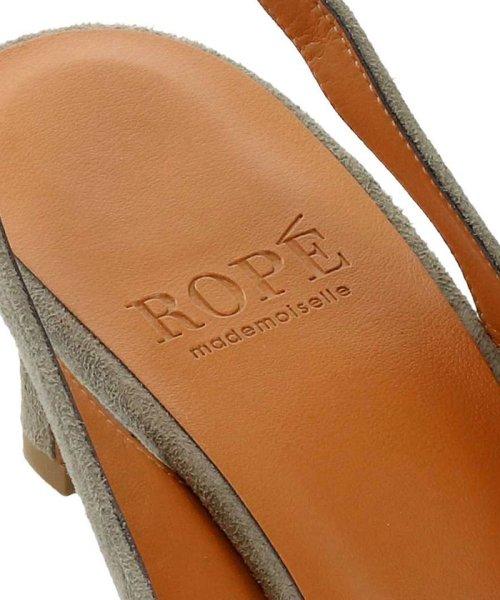 ROPE' mademoiselle(ロペ マドモアゼル)/バックリボンパンプス/GWA49070_img04