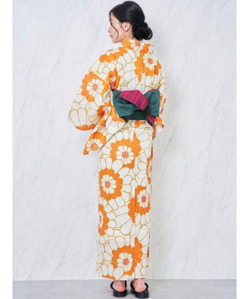 LAGUNAMOON(ラグナムーン)/【浴衣】SYAKUYAKU/031933201101_img02