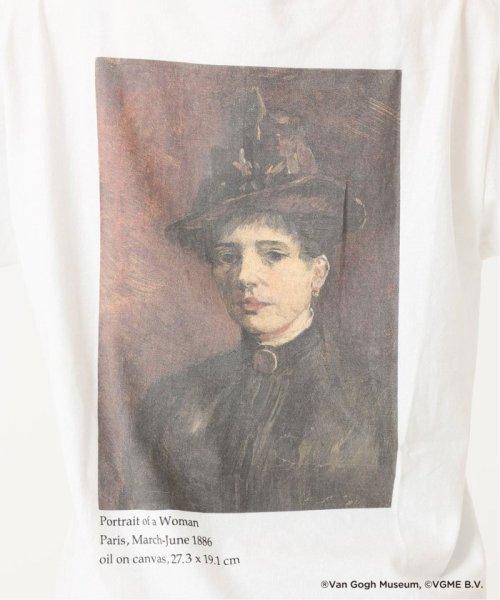 JOURNAL STANDARD(ジャーナルスタンダード)/Van Gogh Museum PORTRAIT OF A WOMAN S/S T:Tシャツ◆/19070410020310_img04