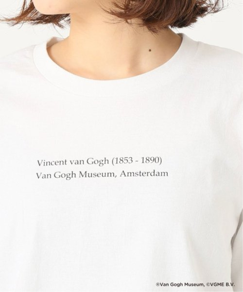 JOURNAL STANDARD(ジャーナルスタンダード)/Van Gogh Museum PORTRAIT OF A WOMAN S/S T:Tシャツ◆/19070410020310_img06