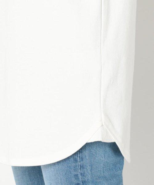 FREDY REPIT(フレディレピ)/ヘビー天竺チュニックTシャツ/9-0342-2-23-002_img06