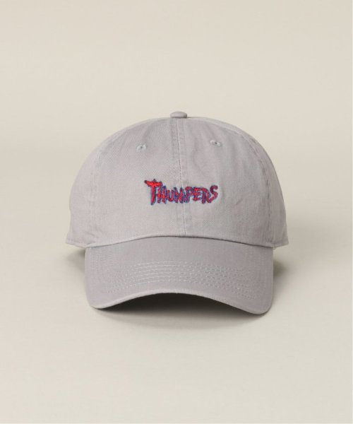 JOURNAL STANDARD(ジャーナルスタンダード)/THUMPERS NYC for JS/サンパースexclusiveモデル:Crack Logo CAP/19095610006110_img01