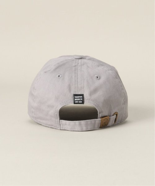 JOURNAL STANDARD(ジャーナルスタンダード)/THUMPERS NYC for JS/サンパースexclusiveモデル:Crack Logo CAP/19095610006110_img03