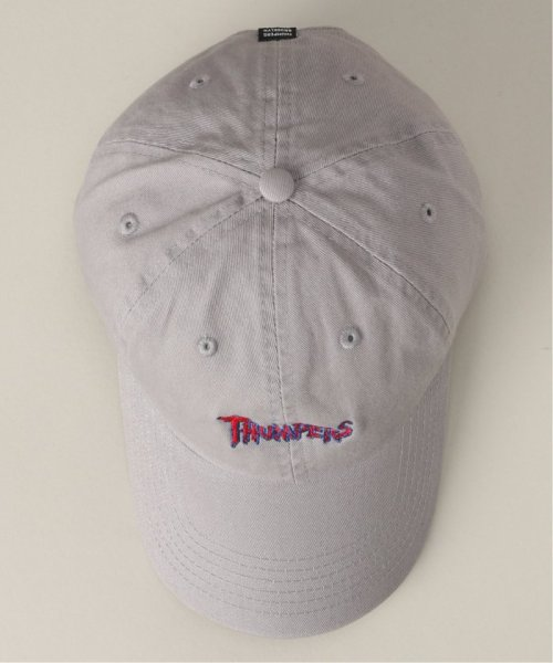 JOURNAL STANDARD(ジャーナルスタンダード)/THUMPERS NYC for JS/サンパースexclusiveモデル:Crack Logo CAP/19095610006110_img04