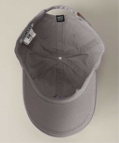 JOURNAL STANDARD(ジャーナルスタンダード)/THUMPERS NYC for JS/サンパースexclusiveモデル:Crack Logo CAP/19095610006110_img05