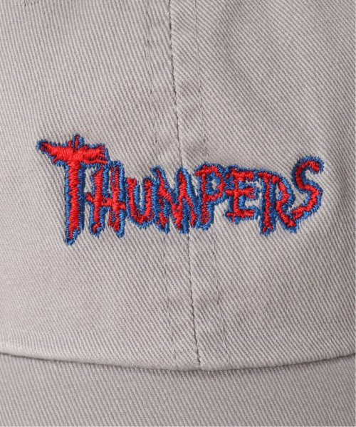 JOURNAL STANDARD(ジャーナルスタンダード)/THUMPERS NYC for JS/サンパースexclusiveモデル:Crack Logo CAP/19095610006110_img08