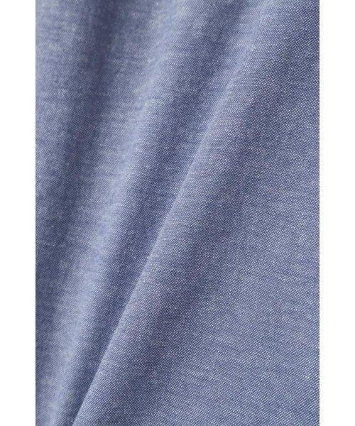 NATURAL BEAUTY(ナチュラル ビューティー)/麻混アシンメトリーラップスカート/0189120321_img16